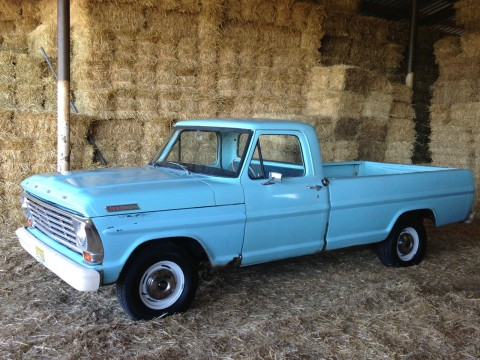 1967 Ford F 100 Styleside for sale