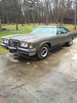 1972 Pontiac Catalina survivor barn find for sale