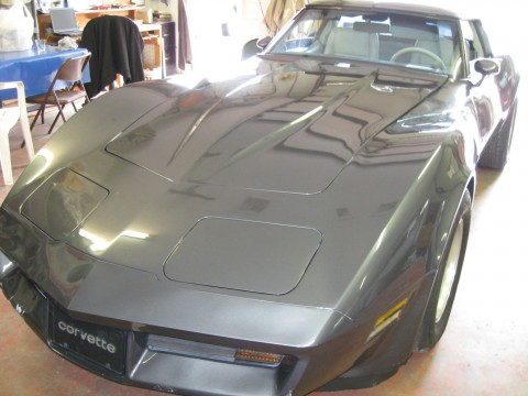 1982 Chevrolet Corvette T TOPS barn find for sale