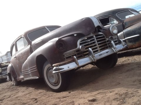 1946 PONTIAC 8 Barn Find Rust Free hot rat rod for sale