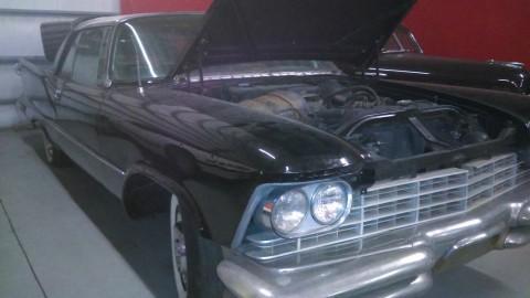 1957 Chrysler Imperial 2 door barn find for sale