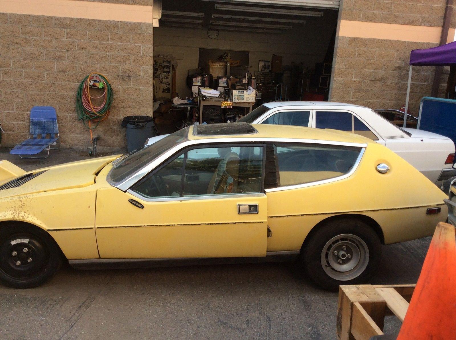 1975 Lotus Elite barn find for sale