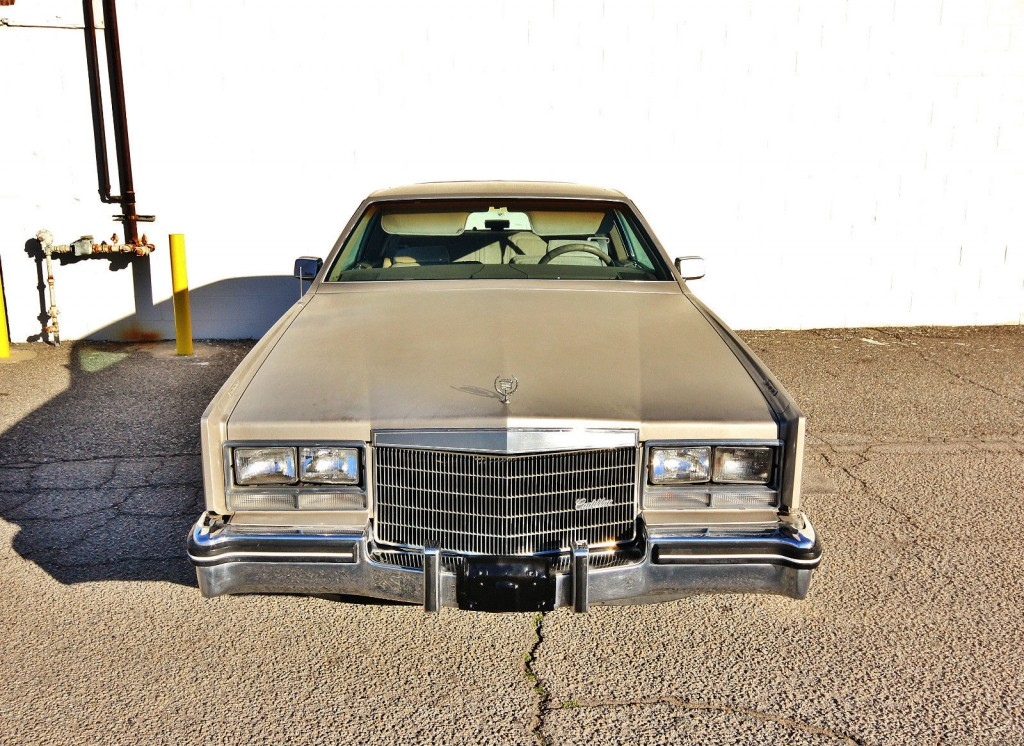 1985 Cadillac Eldorado BARN FIND