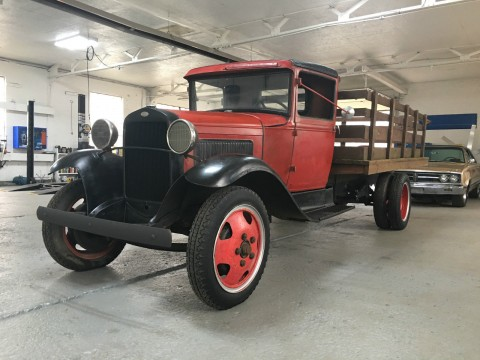 1931 Ford Model A Custom Project for sale