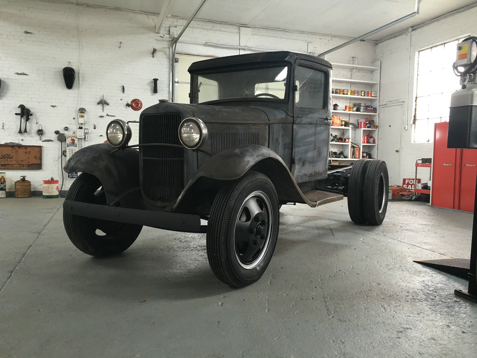 1975 Ford Truck >> 1932 Ford BB truck project for sale