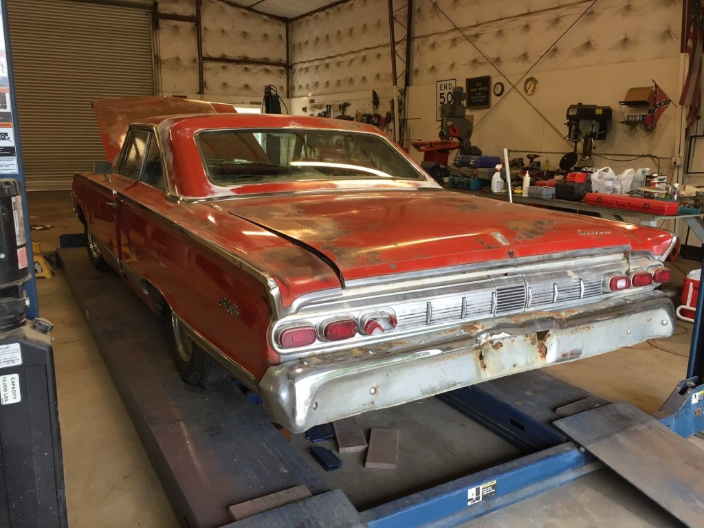 1964 Mercury park lane Super Marauder 390 barn find