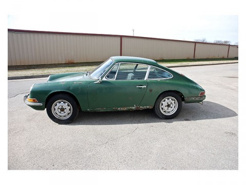1966 Porsche 912 all original numbers matching barn find for sale