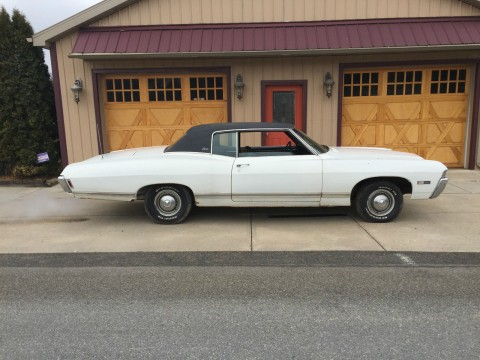 1968 Chevrolet Caprice barn find for sale