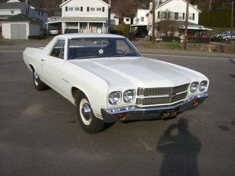 1970 Chevrolet El Camino barn find for sale
