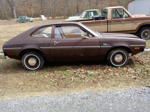 1975 Ford Pinto barn find for sale
