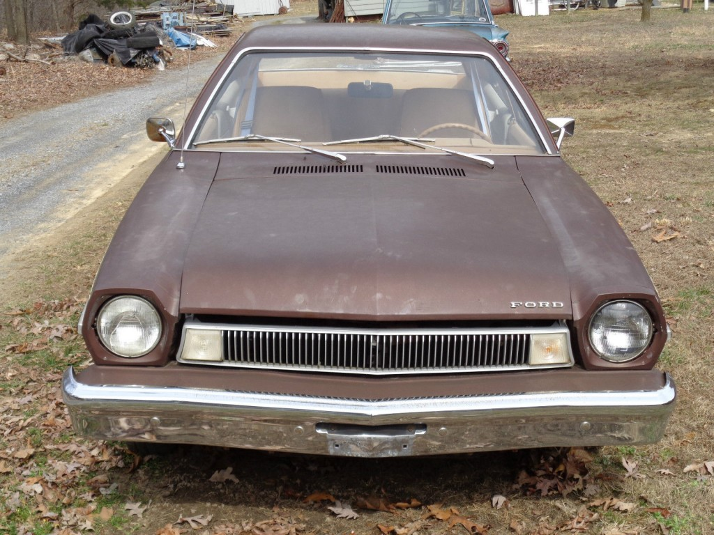 1975 Ford Pinto barn find
