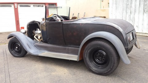 1929 Ford Model A Roadster Barn Find for sale