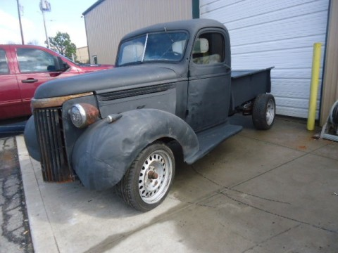 1940 Chevrolet Pickup Truck Short Bed Barn Find Project for sale