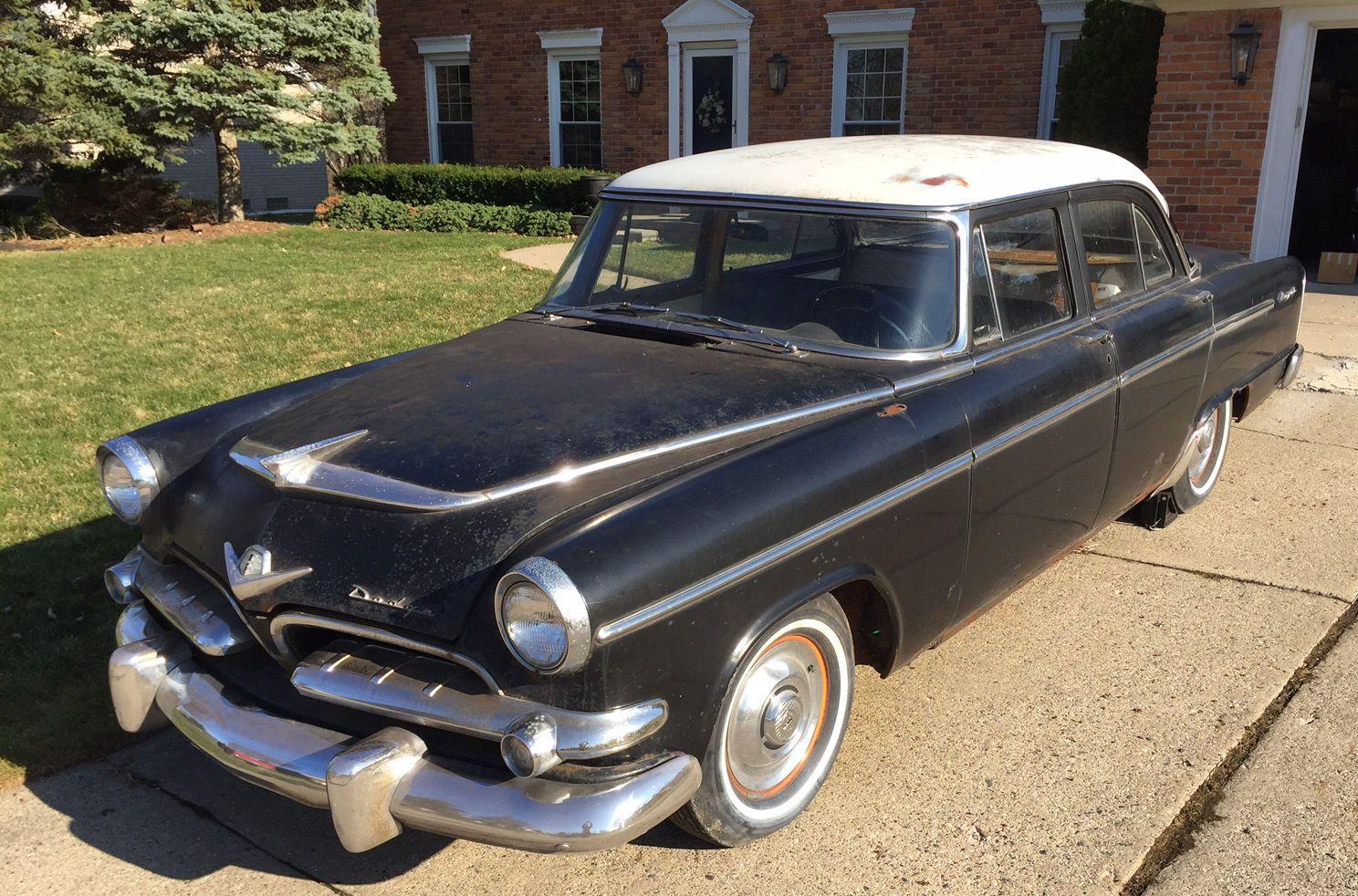 1955 dodge royal barn find for sale - 1955 Dodge Royal Barn Find For Sale 64