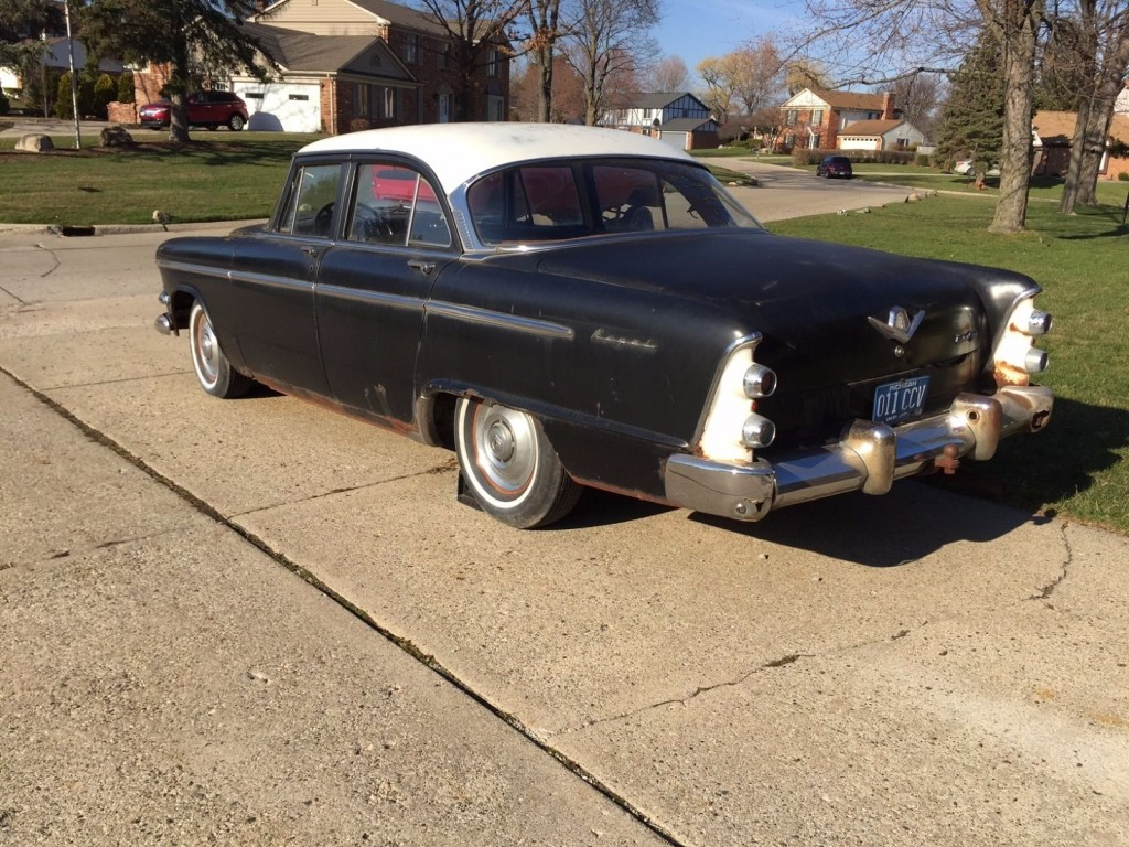 1955 Dodge Royal Barn Find