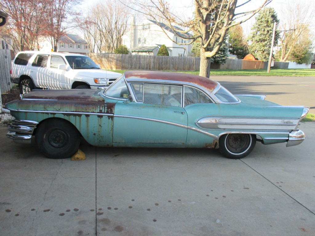 Buick Century Door Hardtop Coupe Survivor Barn Find For Sale X on Buick Century Thermostat