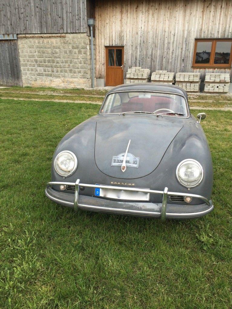 1958 Porsche 356 A 1600S