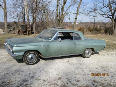 1963 Buick Skylark V8 barn find for sale