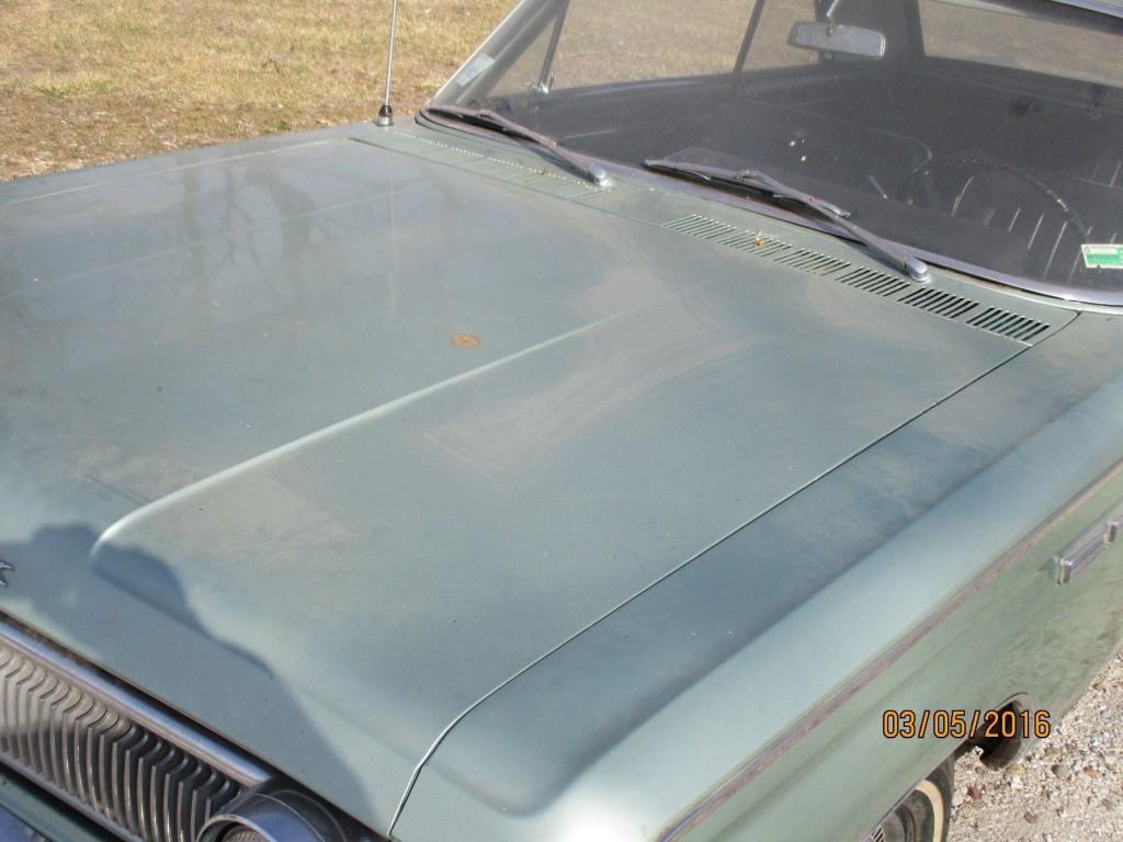 1963 Buick Skylark V8 barn find