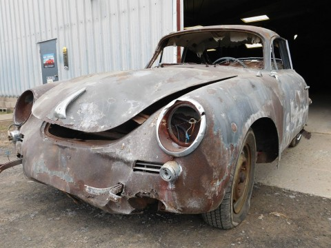 1964 Porsche 356 SC Barn Find for sale