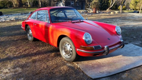 1966 Porsche 912 Matching Numbers Barn Find for sale