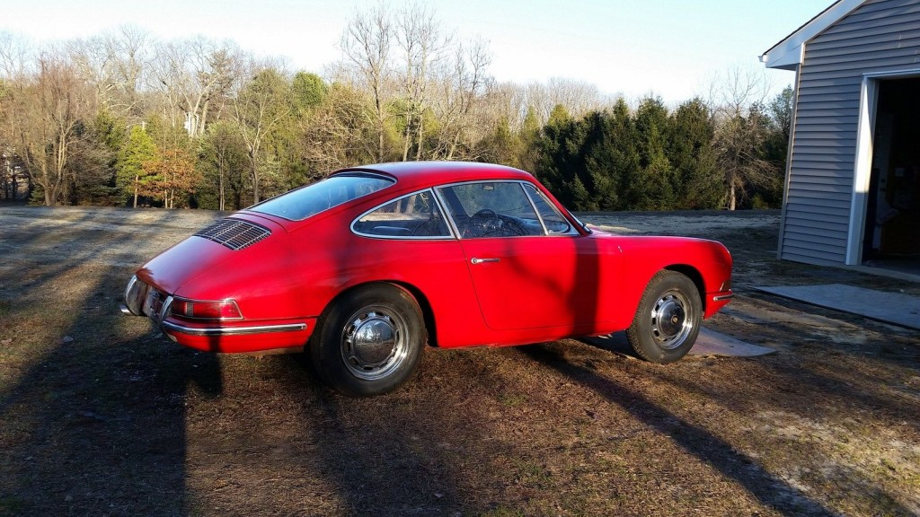 1966 Porsche 912 Matching Numbers Barn Find