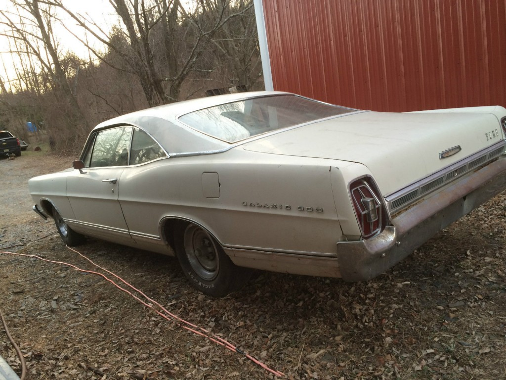 1967 ford galaxie 500 barn find for sale. Cars Review. Best American Auto & Cars Review
