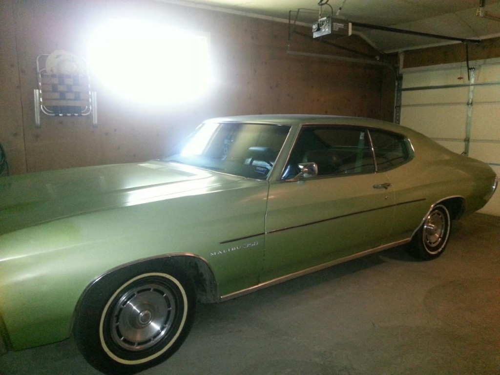 Chevrolet Chevelle Malibu Door Sport Coupe Barn Find For Sale X