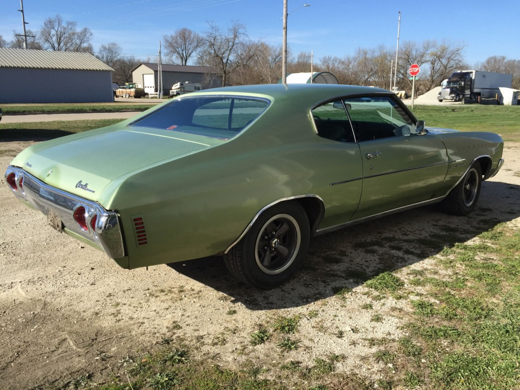 Chevrolet Chevelle Malibu Door Sport Coupe Barn Find For Sale X on 1978 Malibu Frame