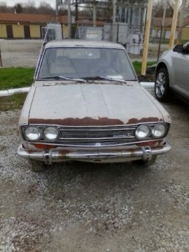 1972 Datsun 510 Wagon barn find for sale