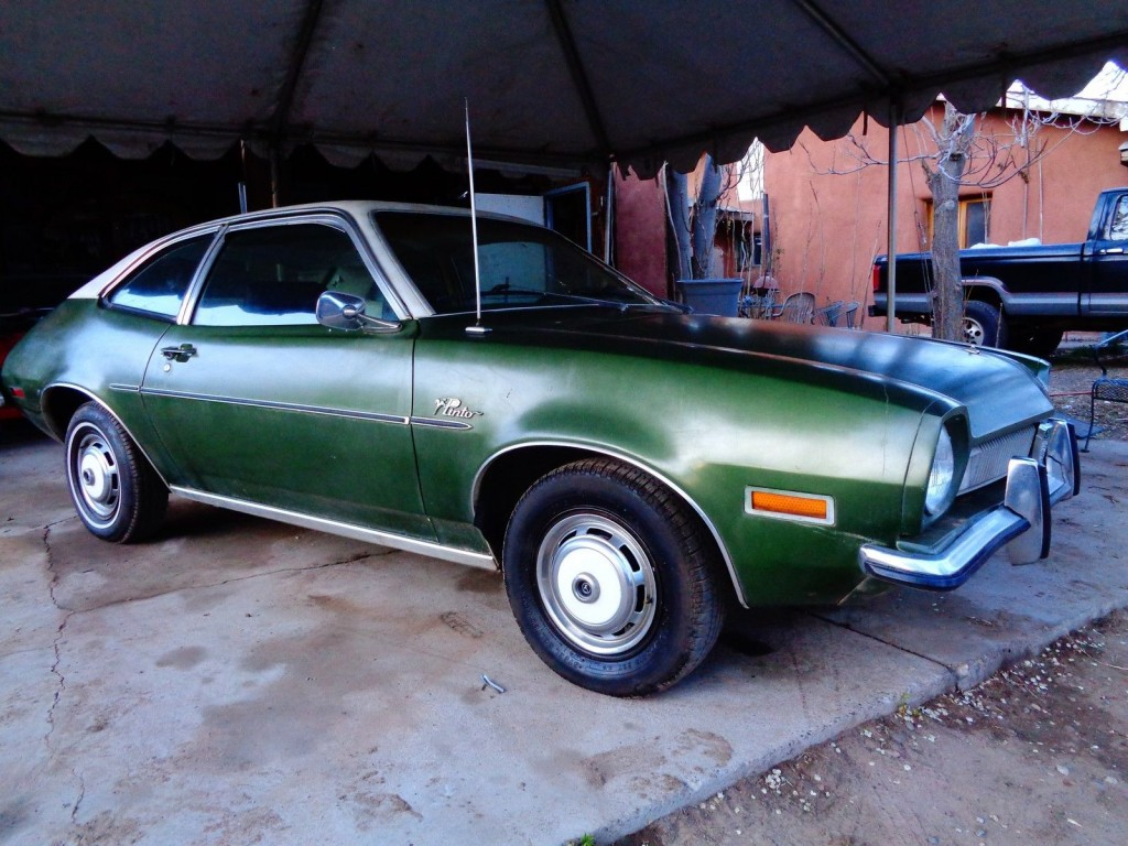 1972 Ford Pinto Barn Find For Sale