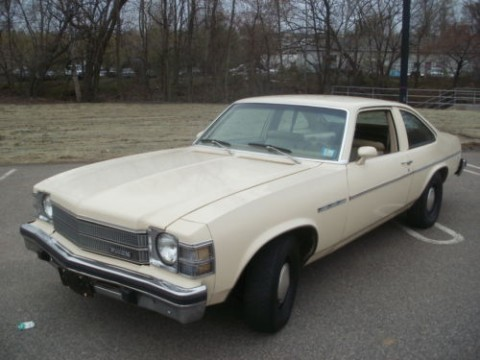 1975 Buick Skylark Apollo Hatchback Coupe Barn Find for sale