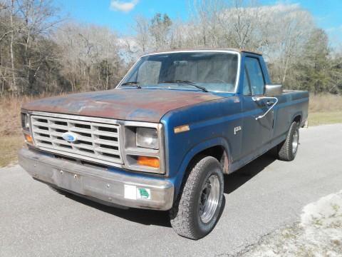 1985 Ford F 150 Straight Clean Southern Truck Barn Find for sale