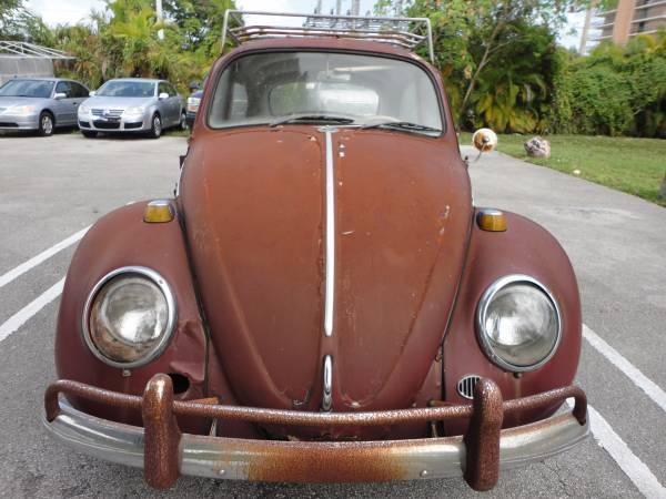 1966 Volkswagen Beetle Classic Barn find for sale