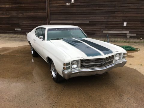 Barn find 1972 Chevrolet Chevelle for sale