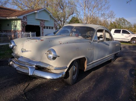1953 Kaiser 2dr Club Deluxe Project car for sale