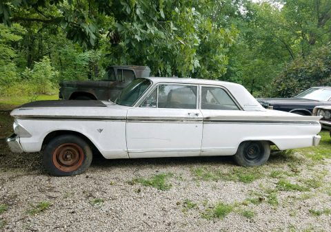1963 Ford Fairlane 500 Project Barn find for sale