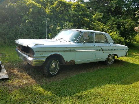 1964 Ford Fairlane 500 Rat rod Donor or Project barn find for sale
