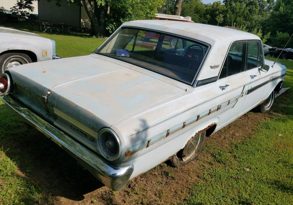 1964 Ford Fairlane 500 Rat rod Donor or Project barn find