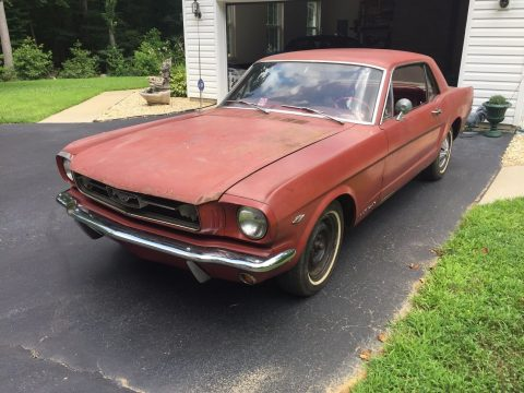1966 Ford Mustang GT Driveable Barn find for sale