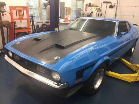1971 Ford Mustang BOSS 351 Rare Barn find for sale