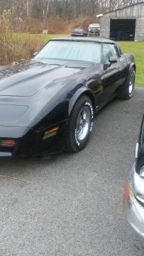 1978 Chevrolet Corvette barn find original paint for sale