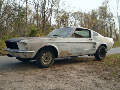 1967 Ford Mustang Fastback – RUST FREE for sale