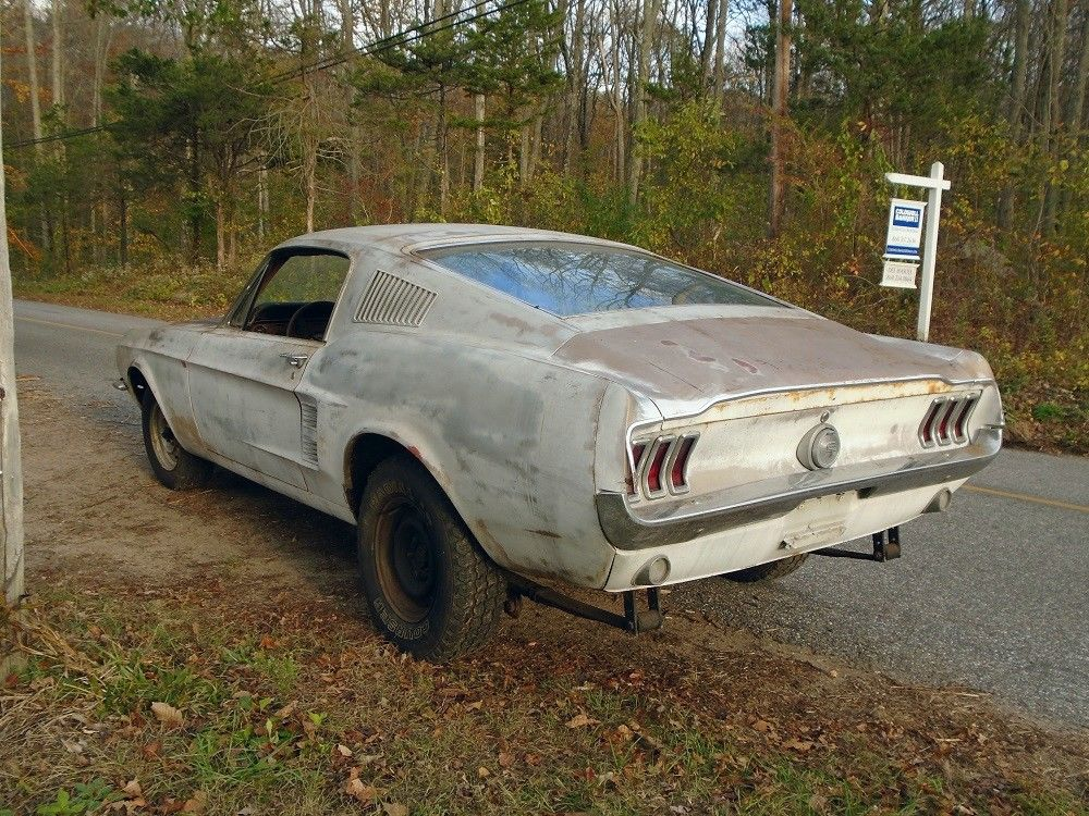 1967 Ford Mustang Fastback – RUST FREE