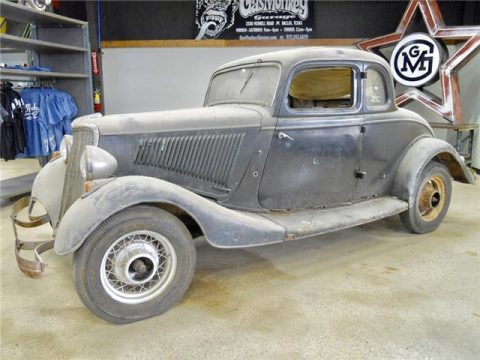 NICE 1934 Ford for sale