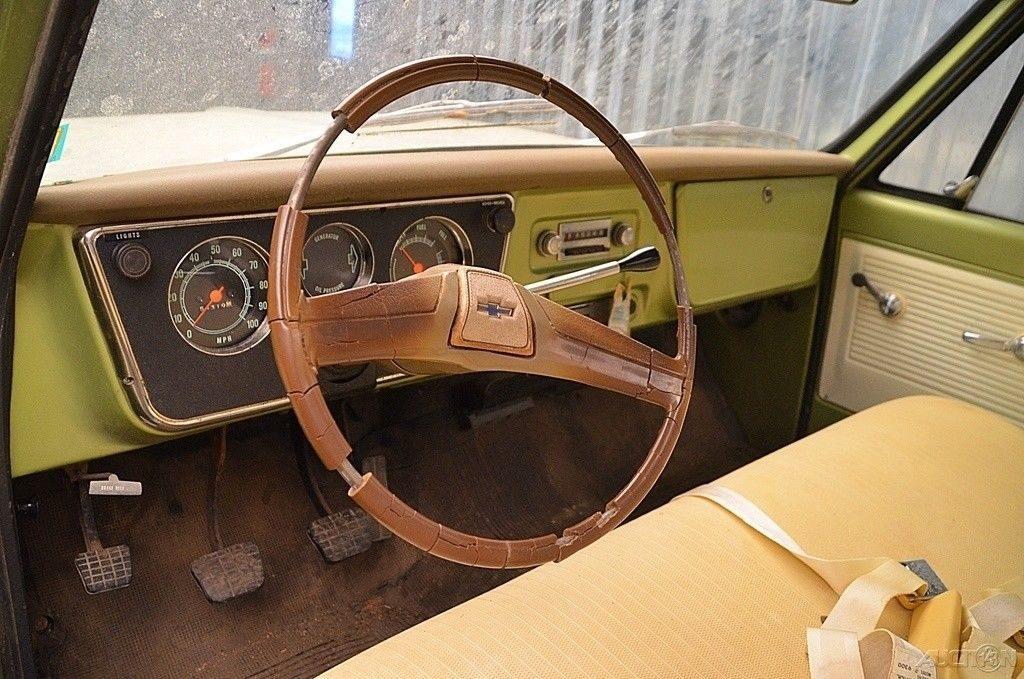 NICE 1971 Chevrolet C 10