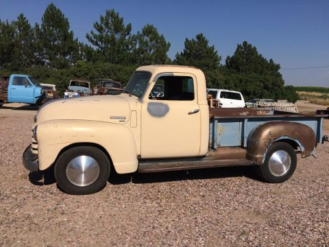1952 Chevrolet Pickups 3100 – All Original for sale