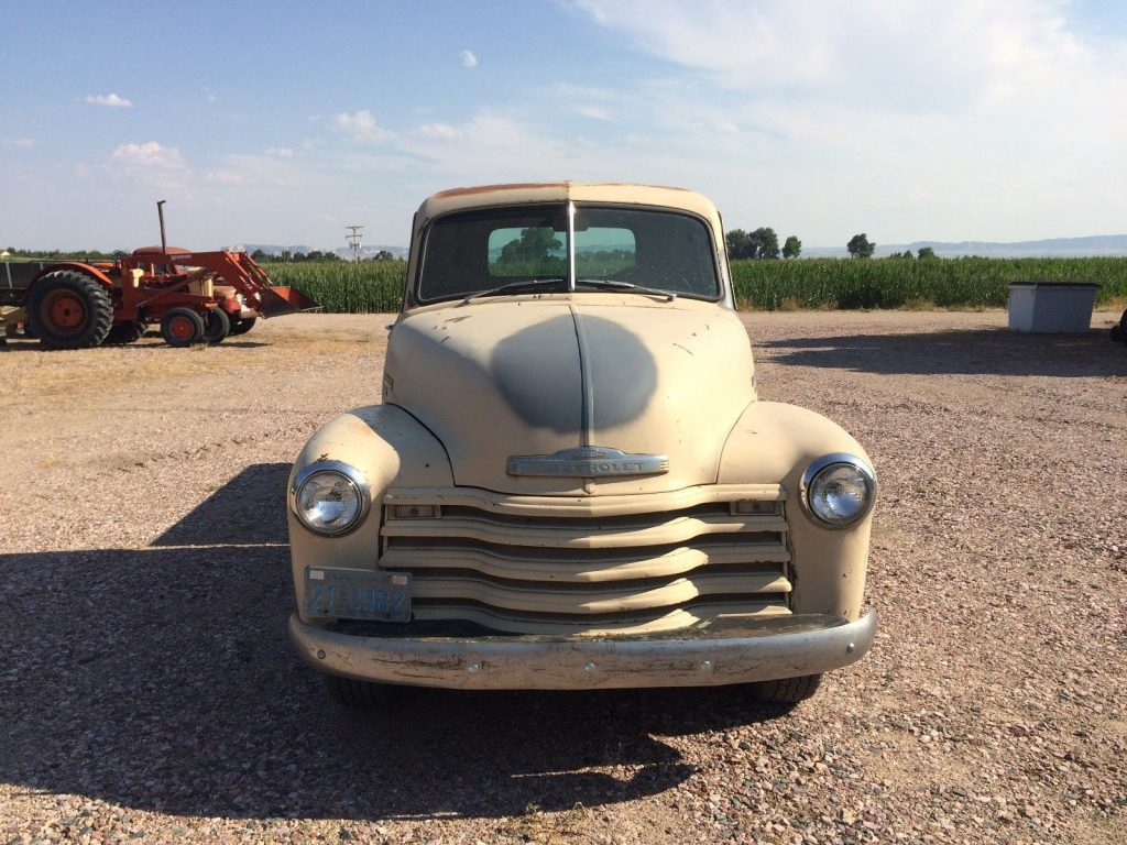 1952 Chevrolet Pickups 3100 – All Original