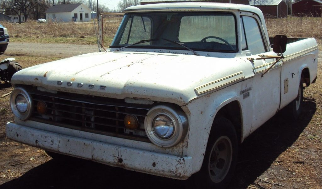 1967 Dodge Pickups – RUNS GREAT
