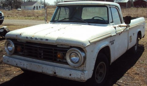 1967 Dodge Pickups – RUNS GREAT for sale